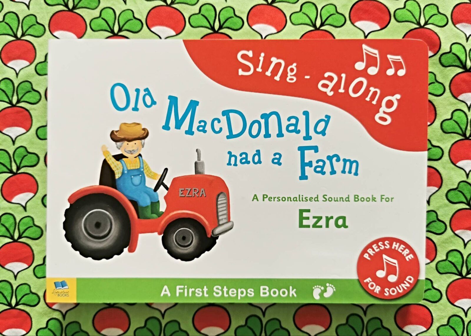 Personalised Children's books from In the Book