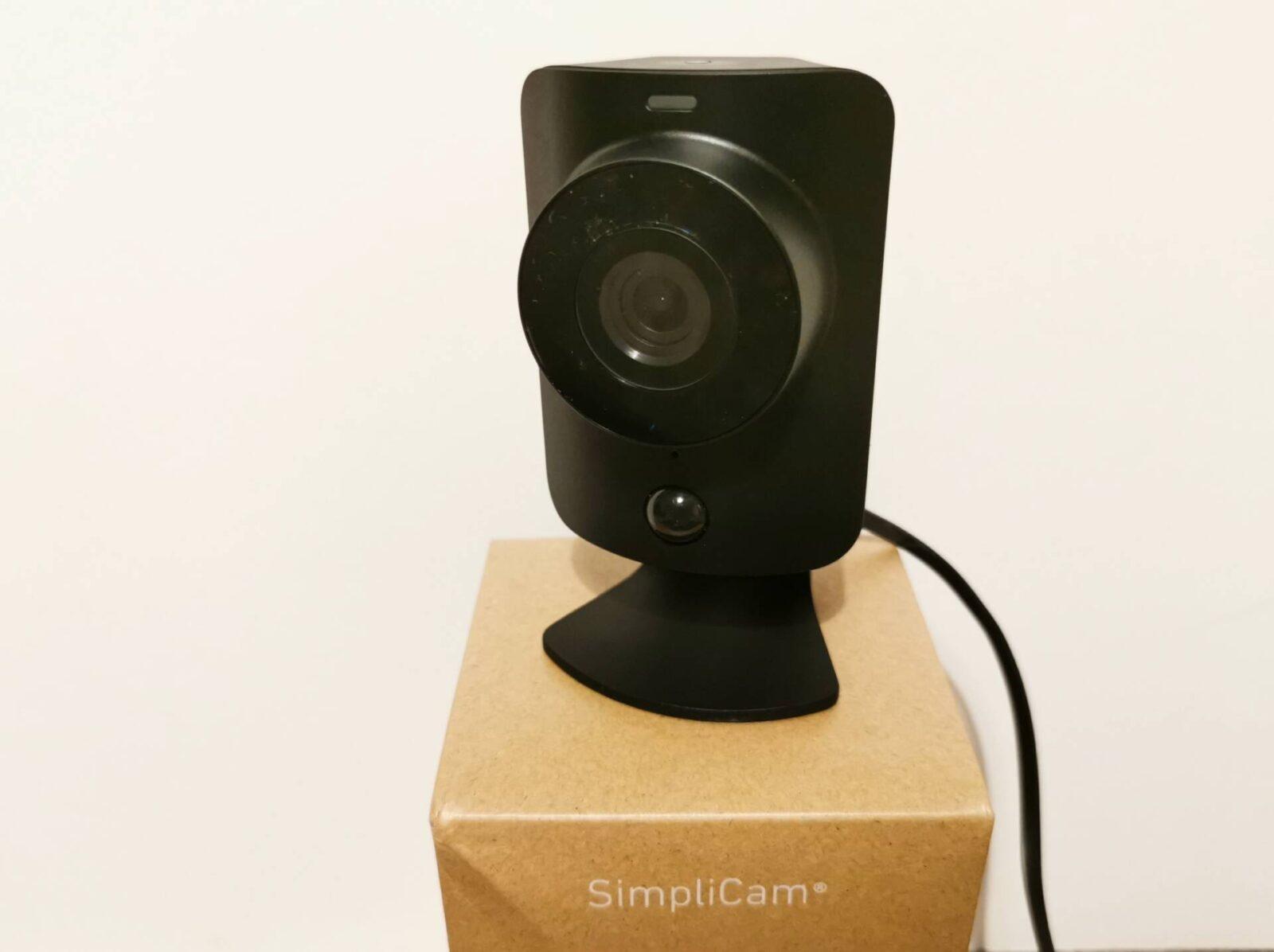 SimpliSafe SimpliCam home security camera review