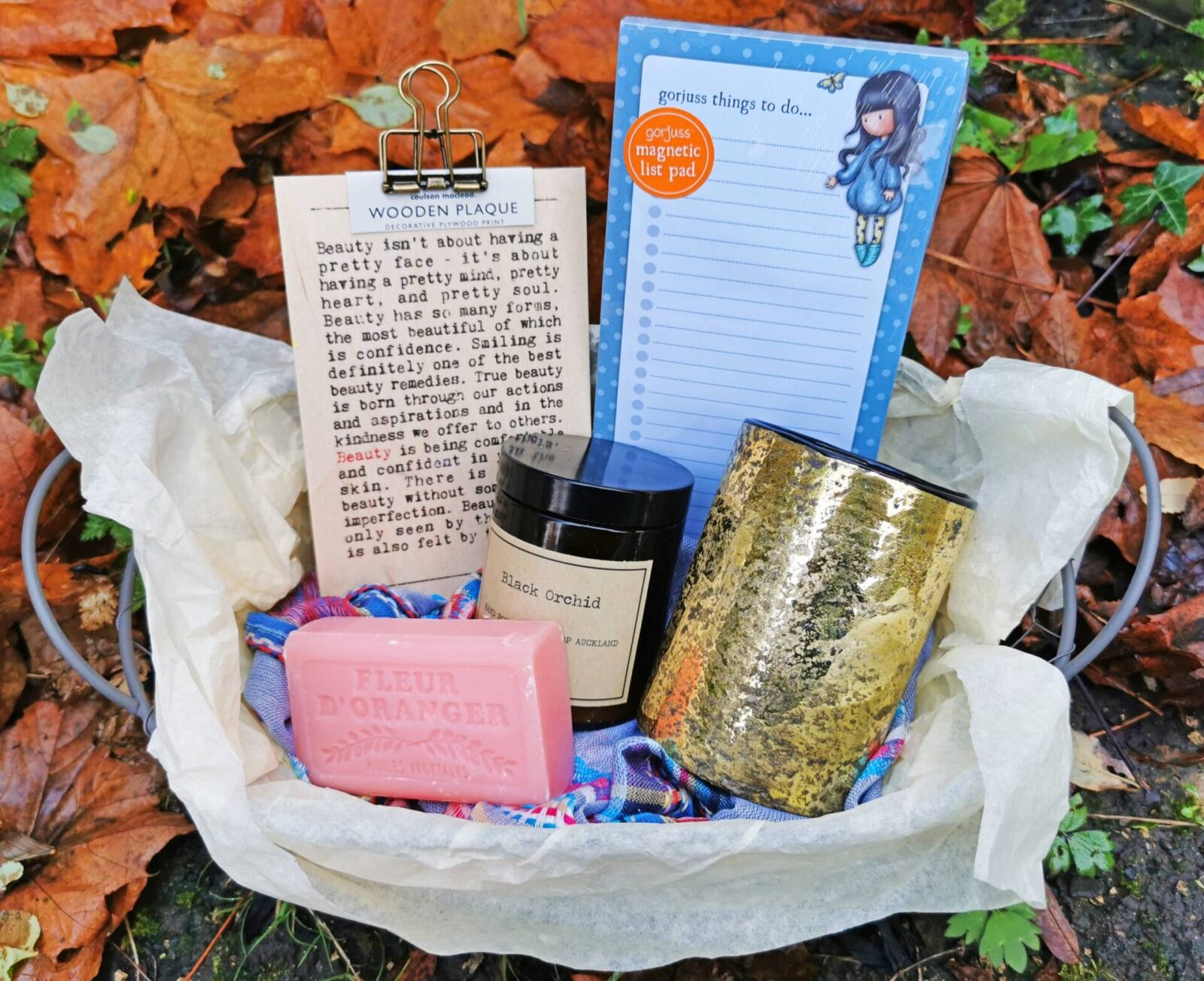 The House of Eden Hamper Review and Giveaway
