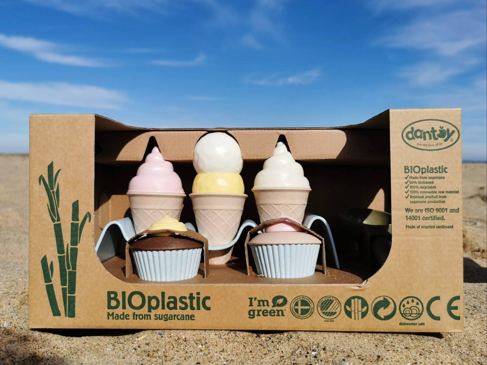 Dantoy Ice Cream Set Review
