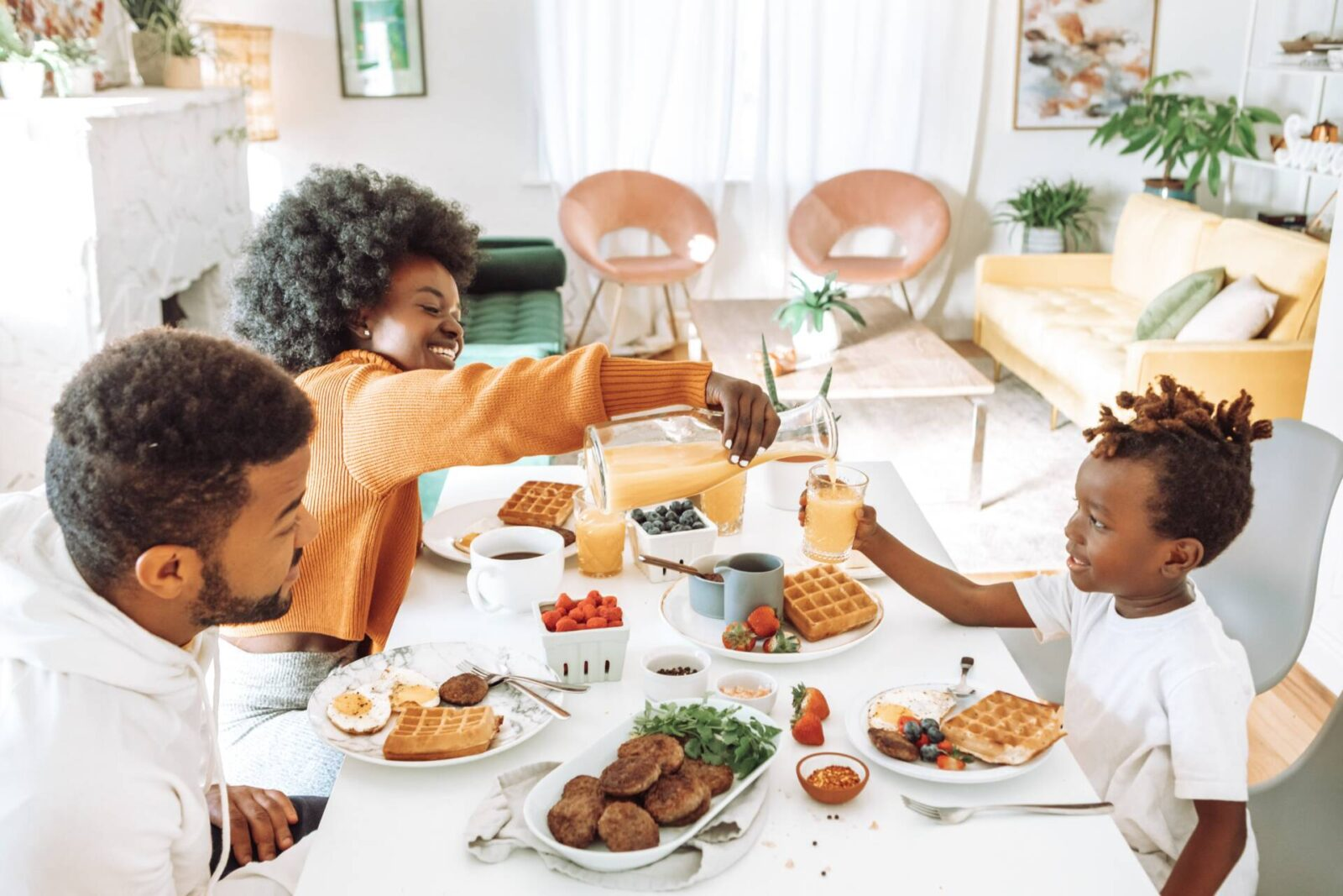 A Helpful Guide To Developing Healthy Family Habits
