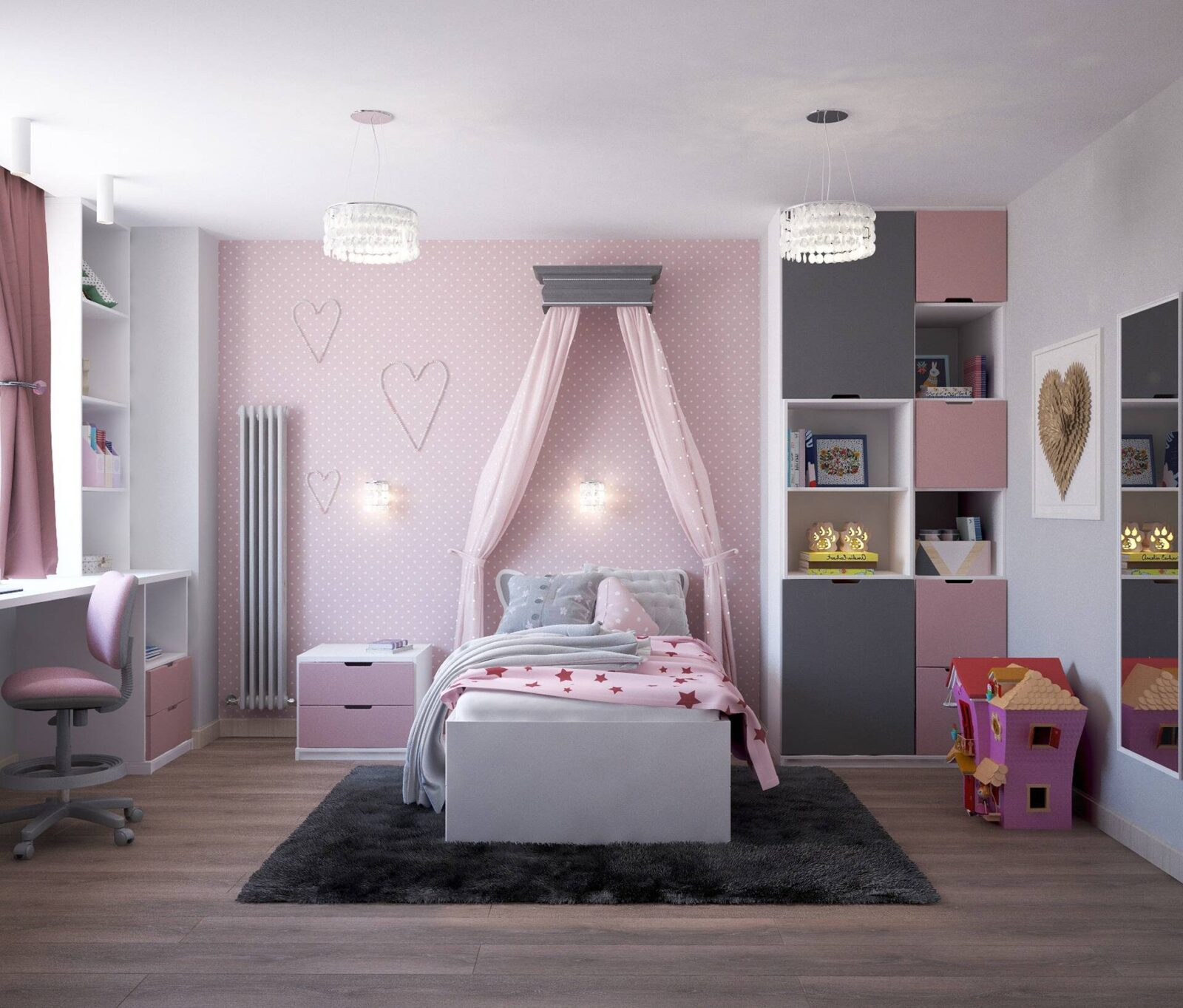 Budget-friendly DIY interiors for your kids room